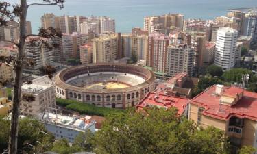 Málaga og omegn