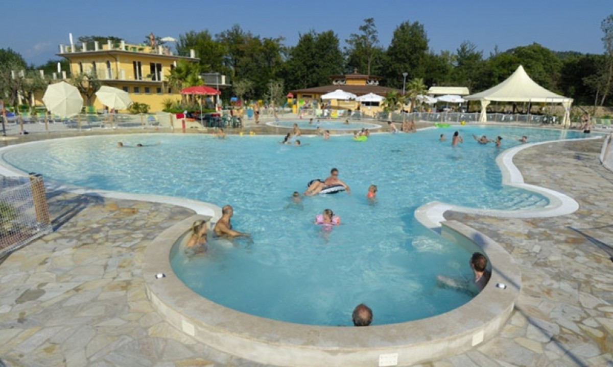 Pool ved Camping Baia Verde