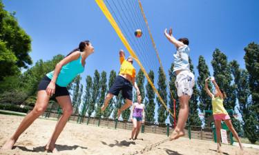 Sjove aktiviteter på Camping La Sirène