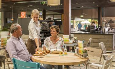 Spisesteder for enhver smag på De Lommerbergen