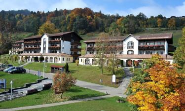 Ferielejlighederne på Mondi-Holiday Alpenblickhotel Oberstaufen