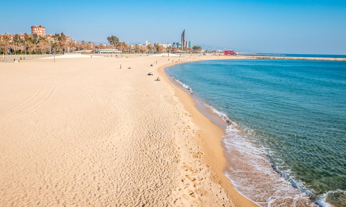 Barcelona - Storby med dejlig badestrand