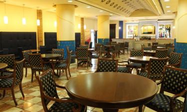 Baren på Hotel Ramblas