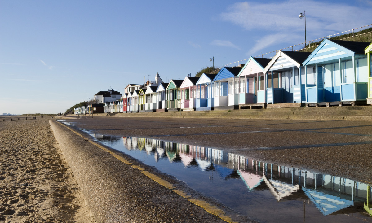 Southwold - Kystby ved Suffolk kysten