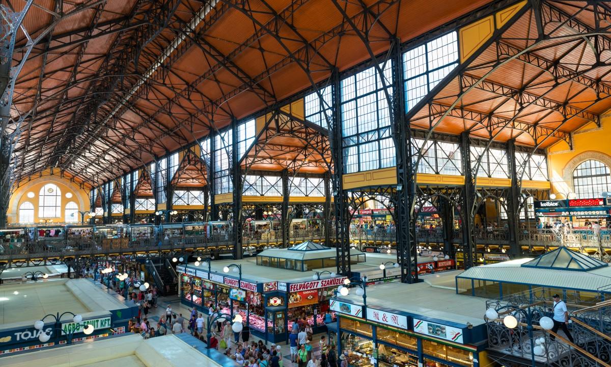 Shopping i Budapest, Ungarn