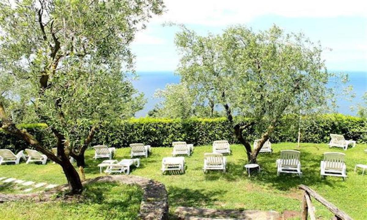 Gocce di Capri - Haven ved ferielejlighederne