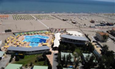 Camping Villaggio Rosapineta – Adriaterhavet