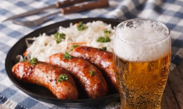 Tysk spise og drikke
