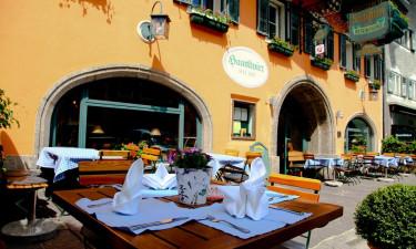 Hotel i østrigsk stil