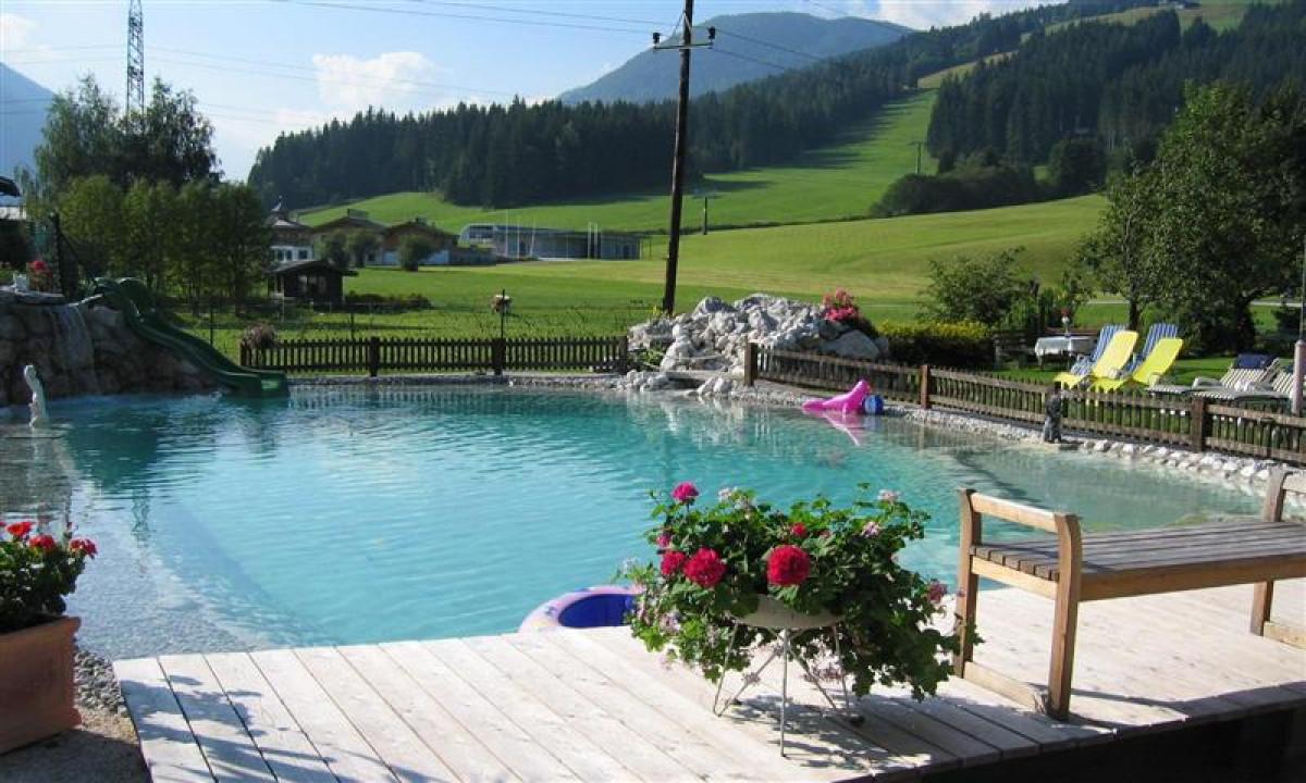 Dachsteinblick - Den hyggelige pool