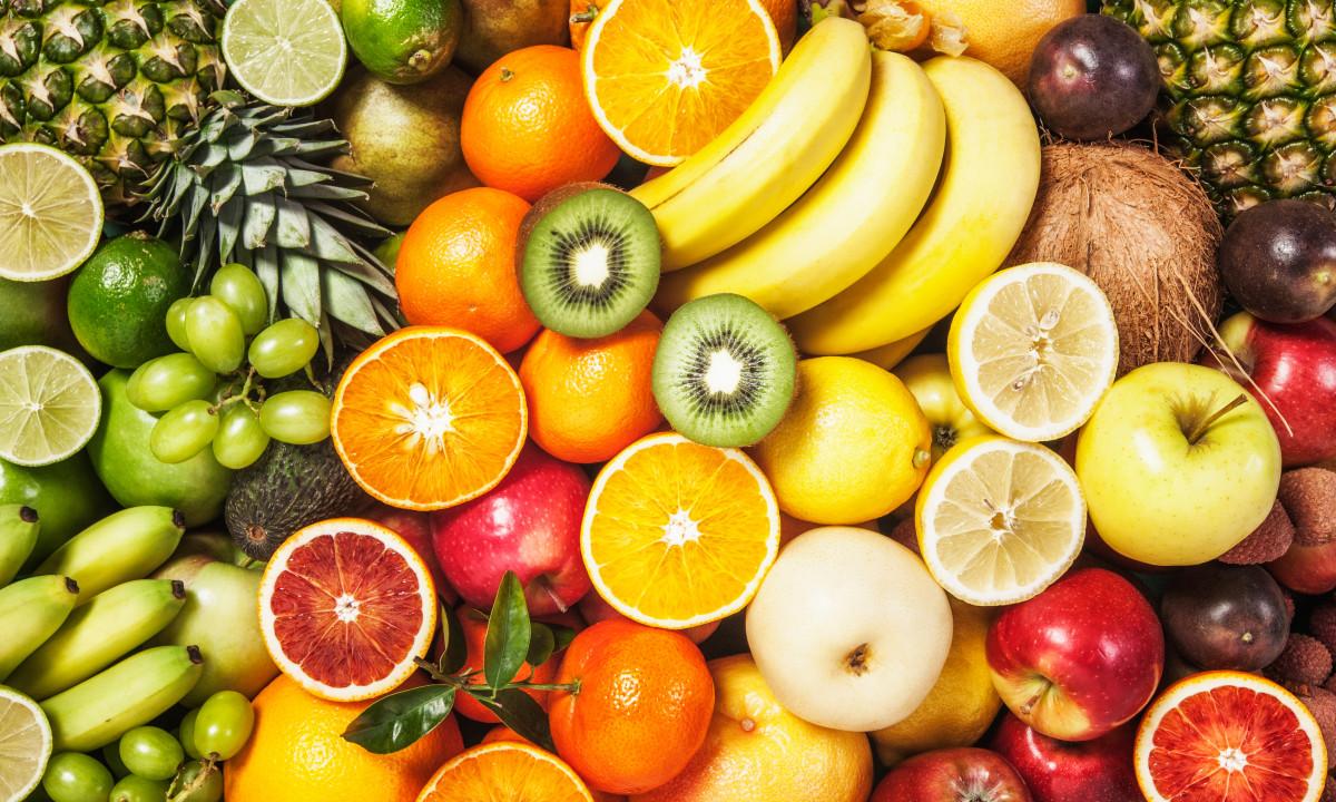 Marked - Frisk frugt