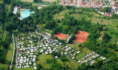 Dlaczego kemping Herbolzheim jest idealnym miejscem na urlop?