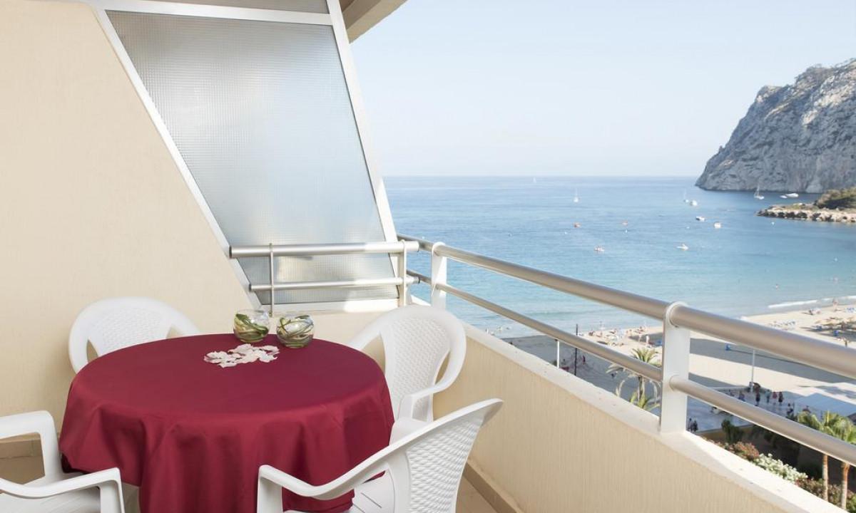 Ferielejlighed paa Turmalina med balkon og havudsigt