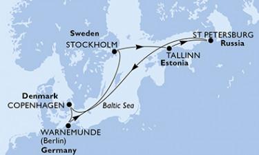 Omkring i Det Baltiske Hav