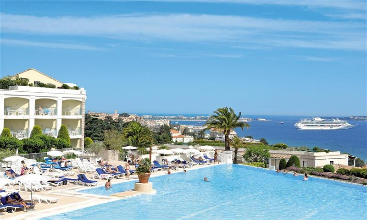 Cannes Villa Francia taet paa Den Franske Riviera