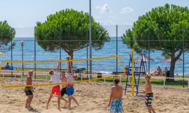 Camping Park Umag in Istrien