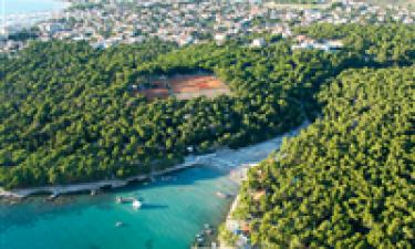 Camping Park Soline – Dalmatien