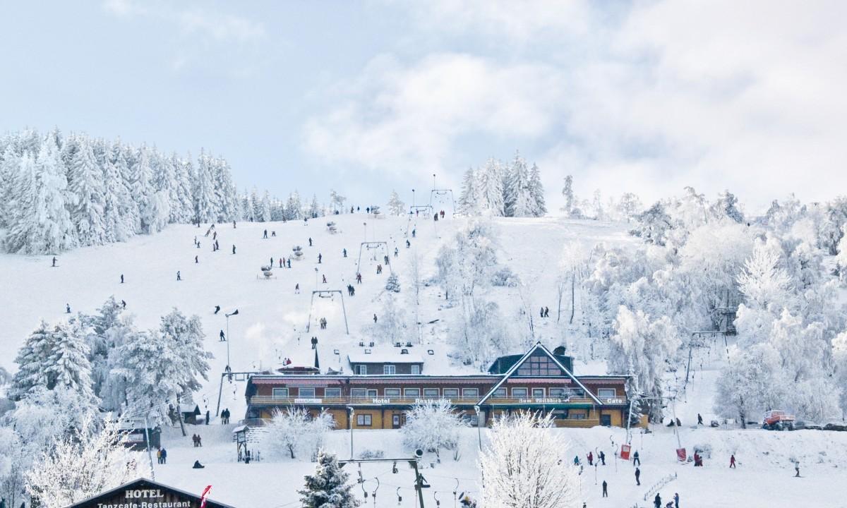 Skiområdet i Willingen - Lifter og pist