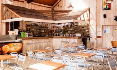 Restaurants Camping Bel Air in Vendée