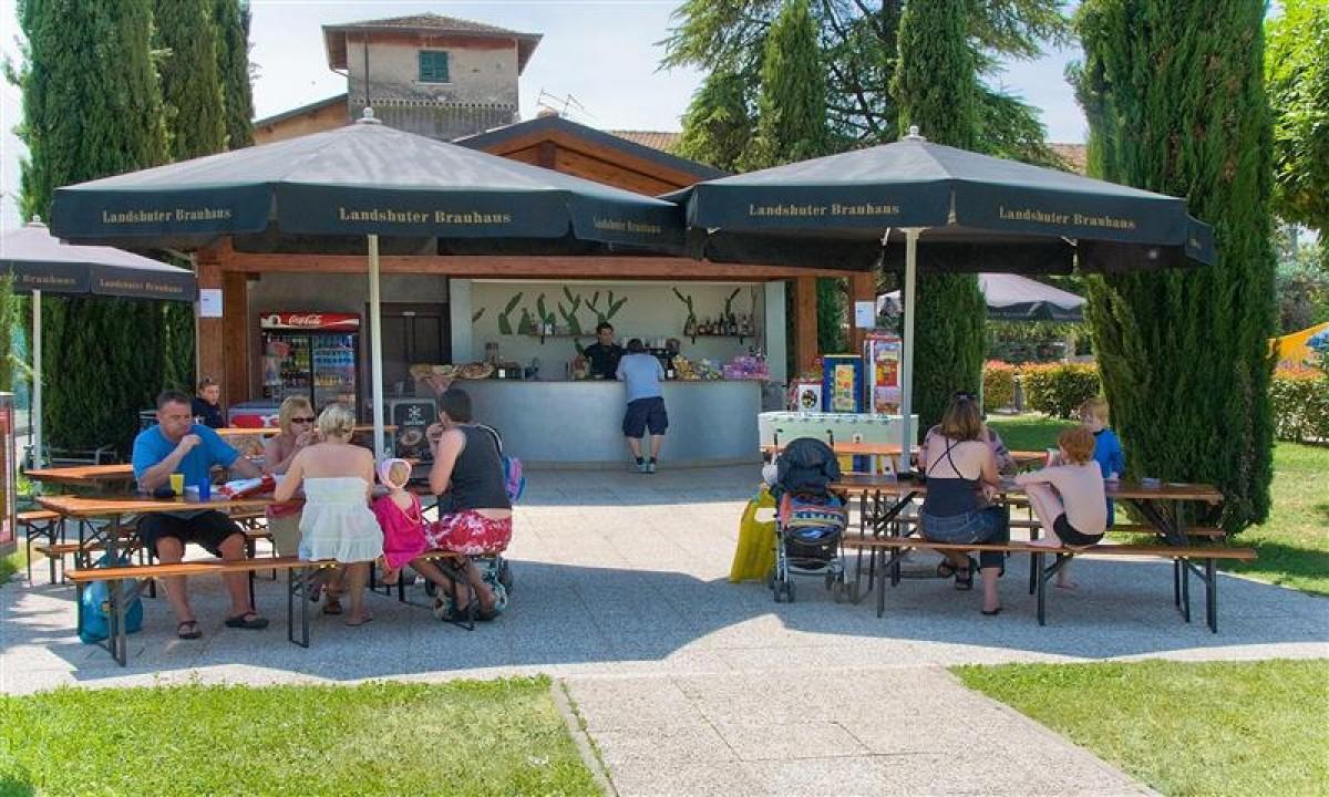 Del Garda Village & Camping - Restaurant