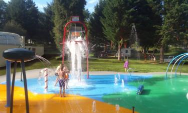 Faciliteter for hele familien på Lac de Miel