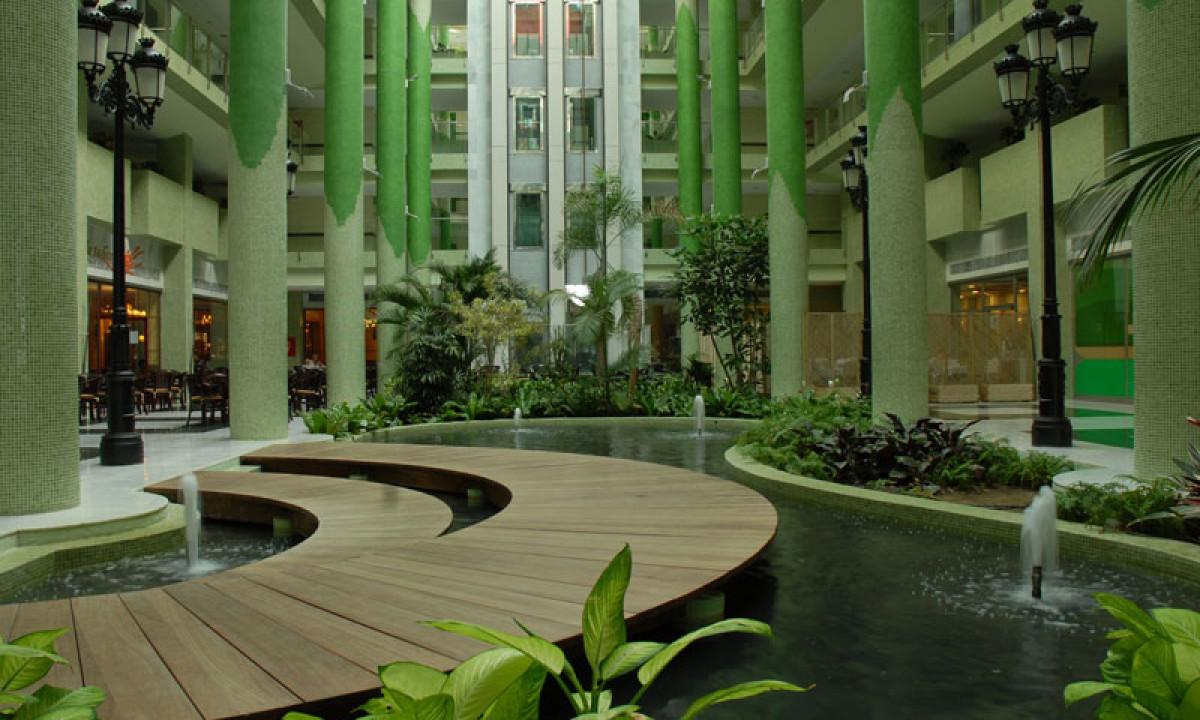 Faciliteter på feriestedet