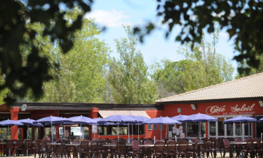 Restaurants Camping Elysee in Languedoc