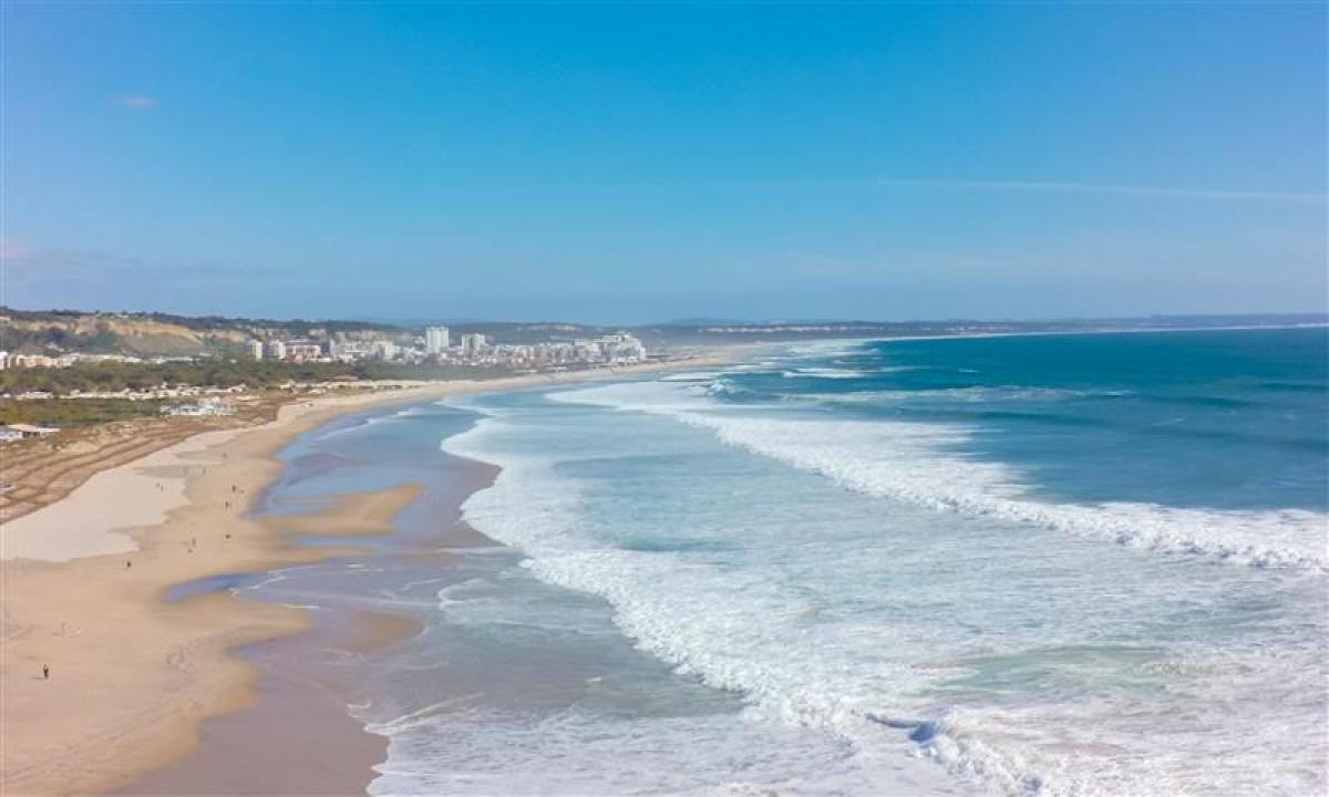 Costa de Caparica - Strand taet paa Lissabon