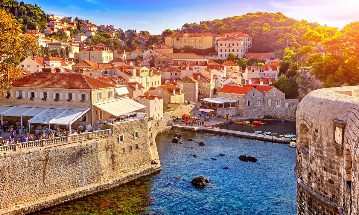 Smukke Dubrovnik