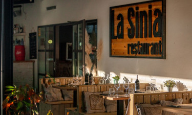Restaurant i naturskønne omgivelser