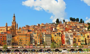 Languedoc og Den Franske Riviera