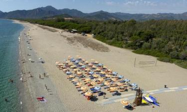 Campingplätze Sardinien