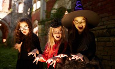 Gys og gru til Halloween i Gudhjem