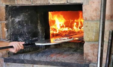 Restaurant Camping Pian di Boccio in Umbrien