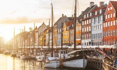Nævnværdige byer i Danmark