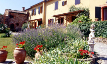 Feriested Selvatellino i Toscana