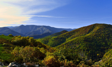 Aktiv ferie i smuk natur