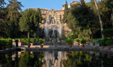 Italiensk renæssance øst for Rom