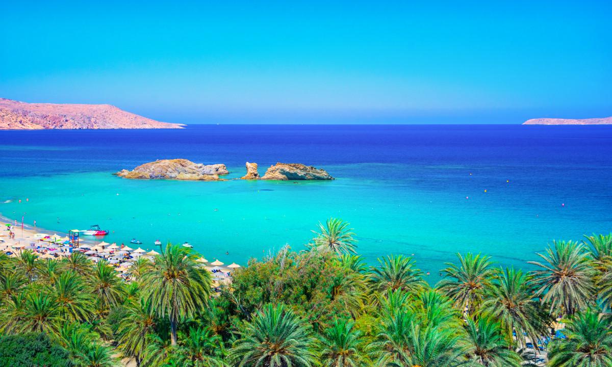 Naturen på Kreta