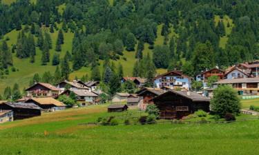 Camping Fiemme Village im Trentino