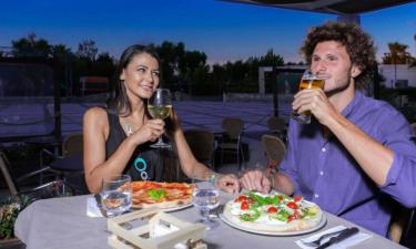 Gastronomie Camping Torre Rinalda in Apulien