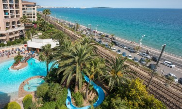 Om Cannes og Cote d'Azur