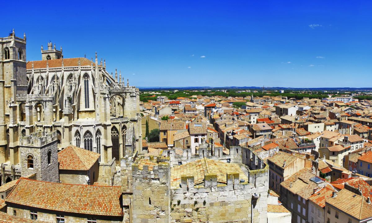 Oversigt over Narbonne