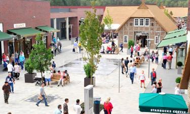 Heide Park Hotel i Tyskland - Hotel set udefra