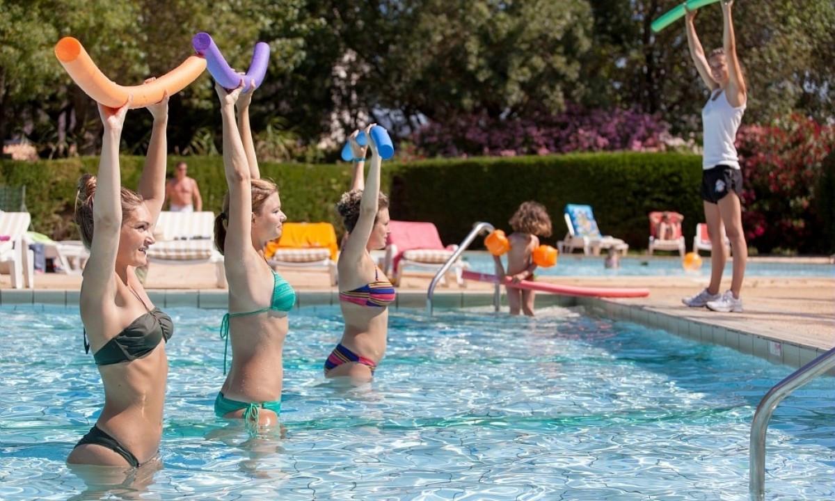 Træning i vandet