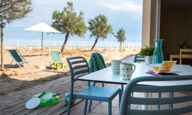Les Ayguades - Strandparadis med alt det der hører til