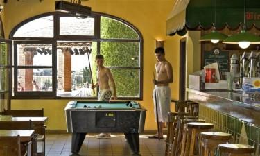 Restauranter og barer på Castell Montgri