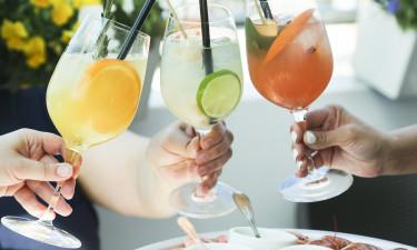Mad og drikke på ferien