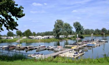 Camping De Scherpenhof in Overijssle