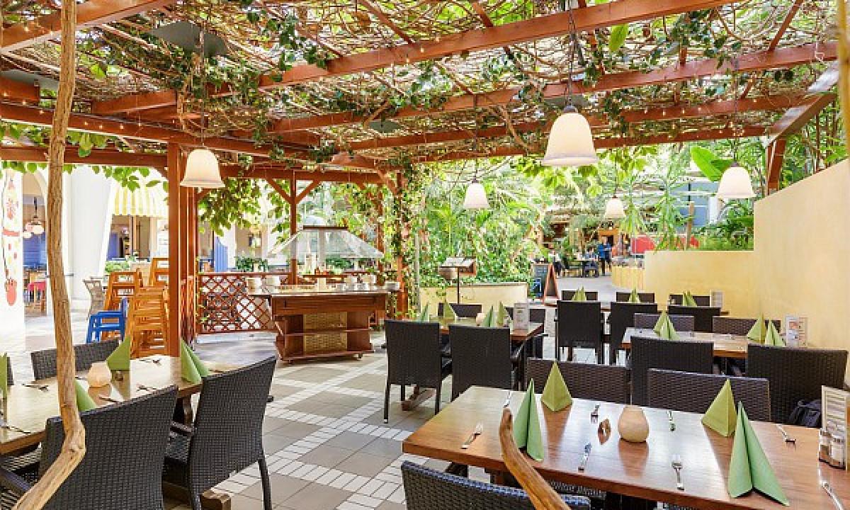 Park Eifel - Restaurant i badelandet